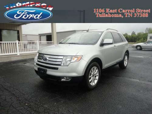 2009 ford edge suv awd sel for sale in dickel tennessee classified. Black Bedroom Furniture Sets. Home Design Ideas