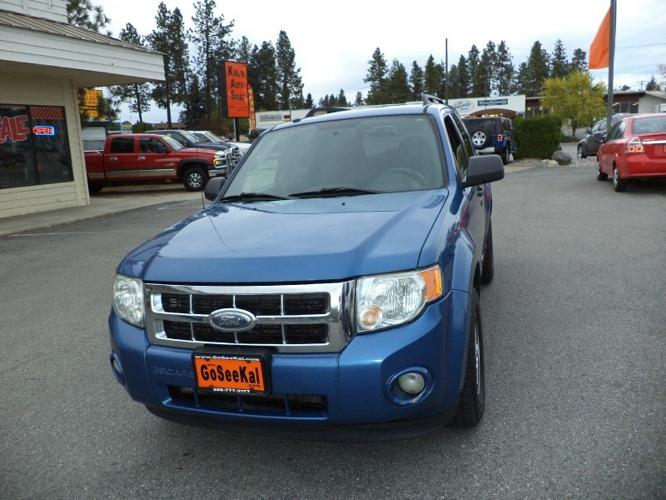 2009 ford escape 4wd 4dr v6 auto xlt for sale in hauser idaho classified. Black Bedroom Furniture Sets. Home Design Ideas