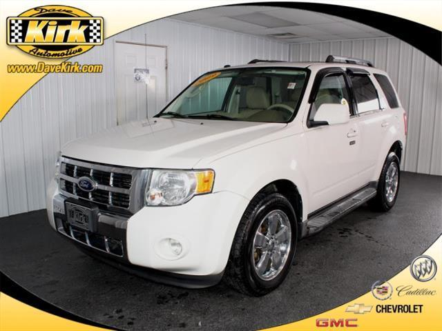 2009 Ford Escape Limited Limited 4dr SUV V6