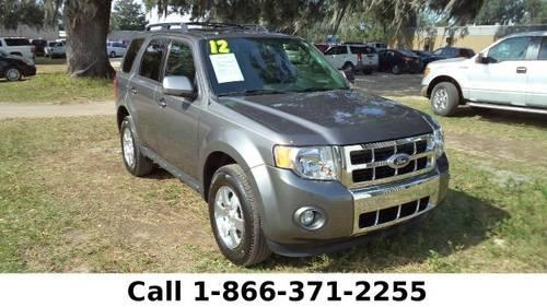 2009 Ford Escape Limited - Sunroof - Warranty