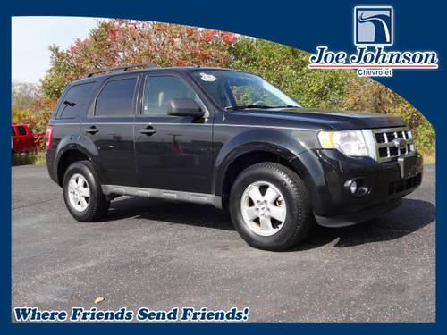 2009 ford escape suv xlt for sale in troy ohio classified. Black Bedroom Furniture Sets. Home Design Ideas