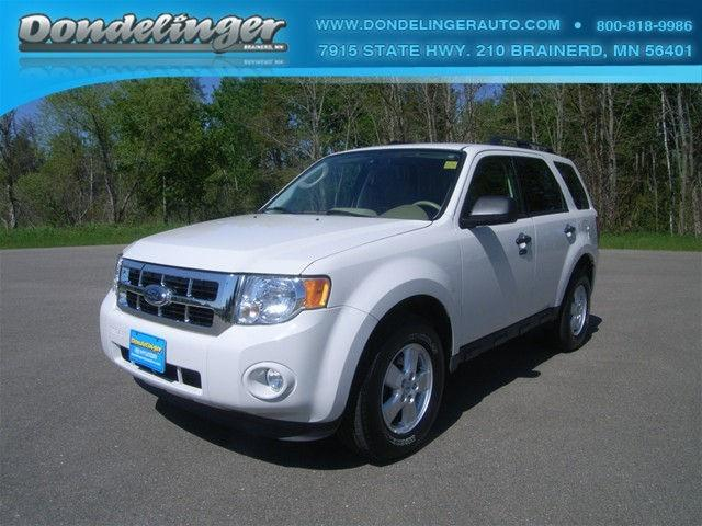2009 ford escape xlt for sale in brainerd minnesota classified. Black Bedroom Furniture Sets. Home Design Ideas
