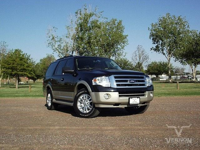 2009 Ford Expedition Eddie Bauer Towing Capacity