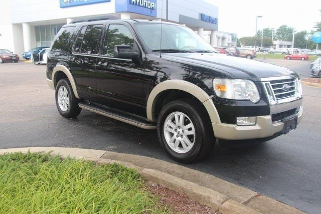 2009 ford explorer eddie bauer 4x4 eddie bauer 4dr suv v6 for sale in richmond virginia. Black Bedroom Furniture Sets. Home Design Ideas