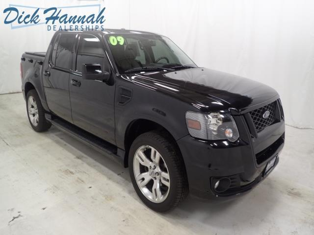 2009 Ford Explorer Sport Trac Limited AWD Limited 4dr