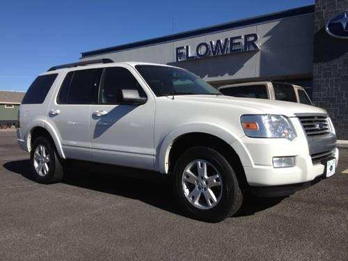 2009 ford explorer sport utility xlt for sale in colona for Flower motor company montrose co 81401
