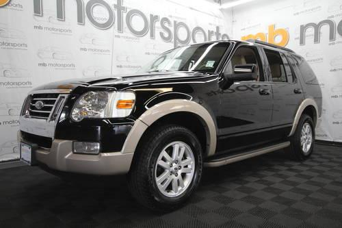 2009 ford explorer suv eddie bauer v6 for sale in tinton falls new jersey classified. Black Bedroom Furniture Sets. Home Design Ideas