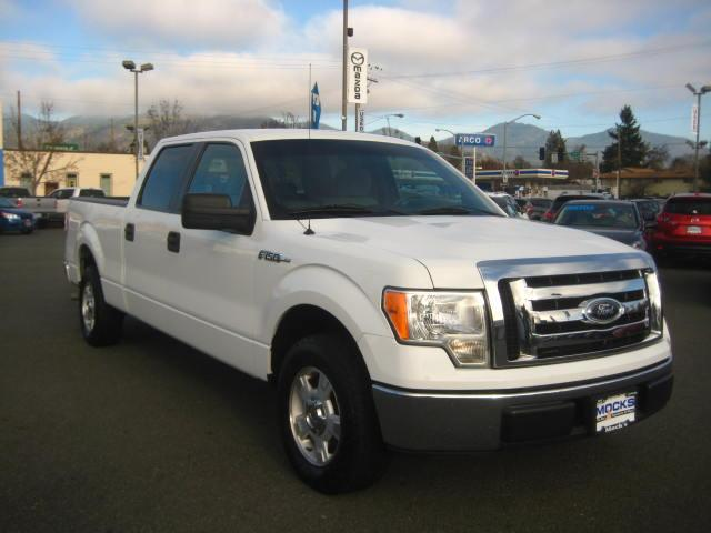 2009 ford f 150 4x2 king ranch 4dr supercrew styleside 6 5 ft lb for sale in grants pass. Black Bedroom Furniture Sets. Home Design Ideas