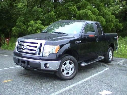 2009 ford f 150 extended cab pickup xlt for sale in allamuchy township new jersey classified. Black Bedroom Furniture Sets. Home Design Ideas