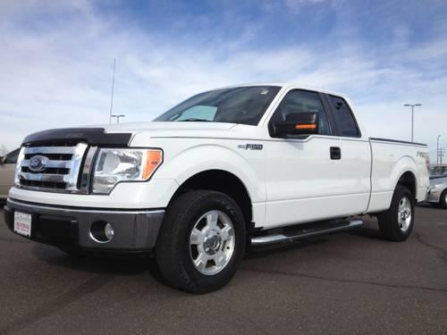 2009 ford f 150 extended cab pickup xlt for sale in colona colorado classified. Black Bedroom Furniture Sets. Home Design Ideas