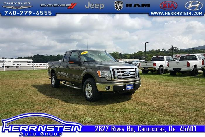2009 Ford F-150 FX4 4x4 FX4 4dr SuperCab Styleside 6.5