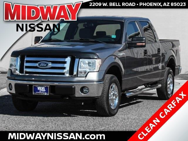 2009 Ford F-150 FX4 4x4 FX4 4dr SuperCrew Styleside 6.5