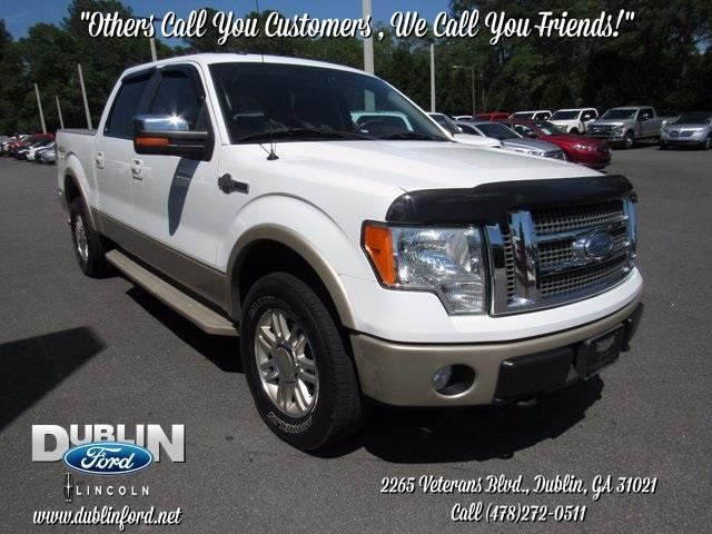 2009 Ford F-150 FX4 4x4 FX4 4dr SuperCrew Styleside 6.5 ft ...
