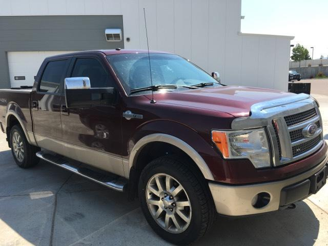 2009 Ford F-150 King Ranch 4x4 King Ranch 4dr SuperCrew