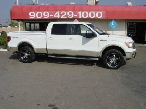 2009 ford f 150 king ranch for sale in fontana california classified. Cars Review. Best American Auto & Cars Review