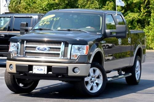 2009 ford f 150 supercrew cab supercrew 4x4 style for sale. Black Bedroom Furniture Sets. Home Design Ideas