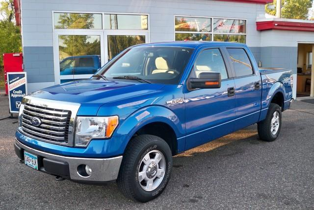 2009 ford f 150 supercrew xlt somerset wi for sale in somerset wisconsin classified. Black Bedroom Furniture Sets. Home Design Ideas