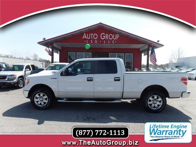 2009 Ford F-150 XL 4x4 XL 4dr SuperCrew Styleside 5.5