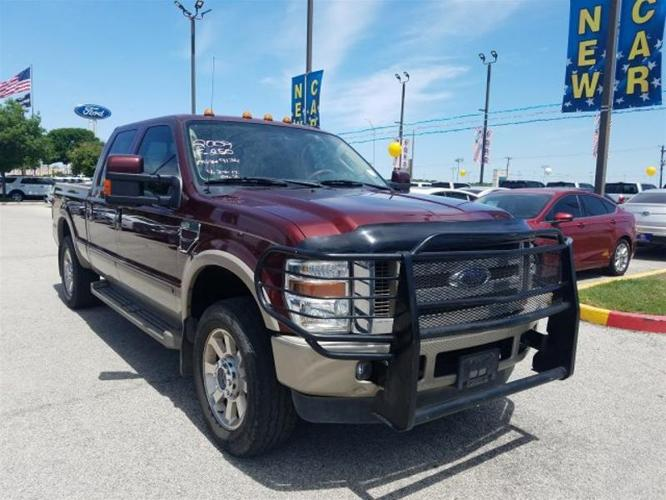 2009 ford f 250 super duty fx4 4x4 fx4 4dr crew cab 8 ft lb pickup for sale in san antonio. Black Bedroom Furniture Sets. Home Design Ideas