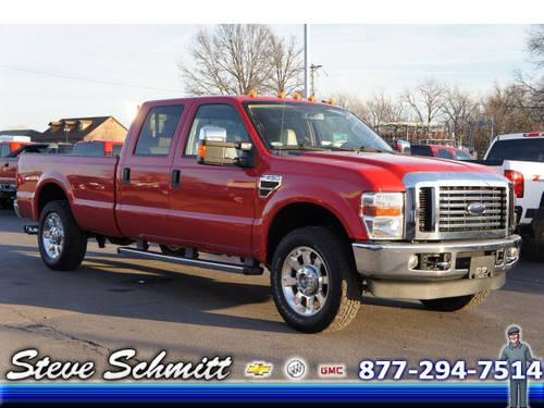 2009 Ford F 250 Super Duty Quad Cab 4X4 for Sale in