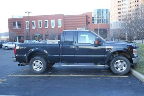 2009 Ford F 250 Xlt Super Cab Extended Cab 4x4 For Sale In