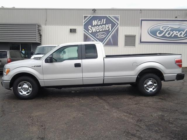 2009 ford f150 2wd supercab xlt longbed for sale in cincinnati ohio classified. Black Bedroom Furniture Sets. Home Design Ideas