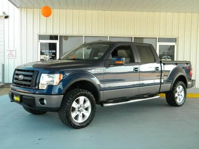 2009 ford f150 fx4 for sale in silsbee texas classified. Black Bedroom Furniture Sets. Home Design Ideas