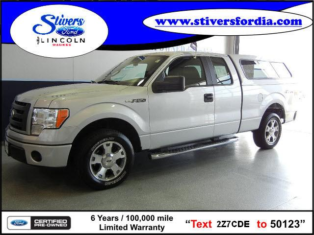 2009 ford f150 stx for sale in waukee iowa classified. Black Bedroom Furniture Sets. Home Design Ideas