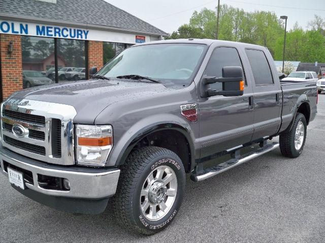 2009 ford f250 lariat super duty crew cab for sale in williamston north carolina classified. Black Bedroom Furniture Sets. Home Design Ideas