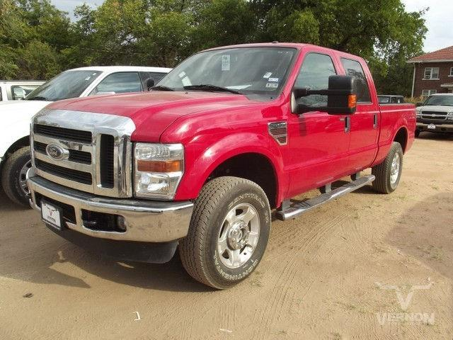 2009 ford f250 xlt for sale in vernon texas classified. Black Bedroom Furniture Sets. Home Design Ideas