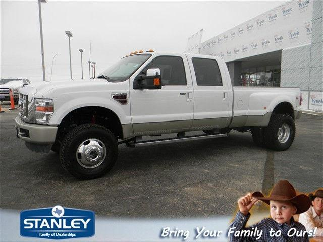 2009 Ford F350 Lariat Super Duty