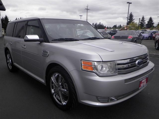 2009 ford flex awd limited 4dr crossover for sale in tacoma washington classified. Black Bedroom Furniture Sets. Home Design Ideas