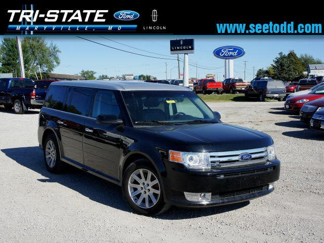 2009 ford flex sel for sale in maryville missouri classified. Black Bedroom Furniture Sets. Home Design Ideas