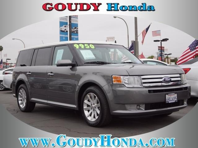 2009 Ford Flex SEL SEL Crossover 4dr
