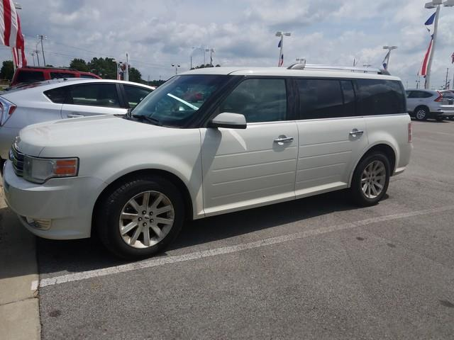 2009 ford flex sel sel crossover 4dr for sale in decatur. Black Bedroom Furniture Sets. Home Design Ideas