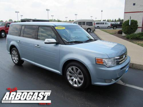 2009 ford flex suv limited awd for sale in troy ohio classified. Black Bedroom Furniture Sets. Home Design Ideas