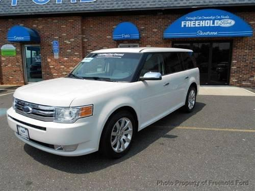 2009 ford flex suv limited awd suv for sale in east freehold new jersey classified. Black Bedroom Furniture Sets. Home Design Ideas