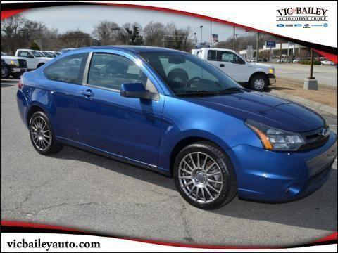 2009 FORD FOCUS 2 DOOR COUPE for Sale in Spartanburg ...