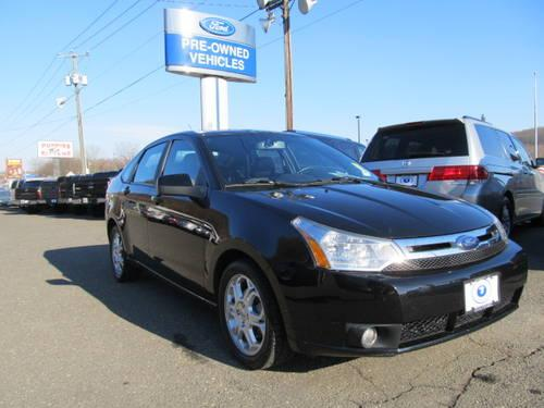 Colonial Ford Danbury Ct >> 2009 Ford Focus 4-door Compact Passenger Car SES for Sale ...