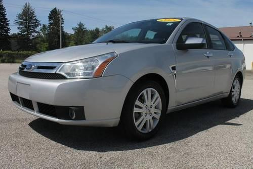 2009 ford focus for sale in kent city michigan classified. Black Bedroom Furniture Sets. Home Design Ideas