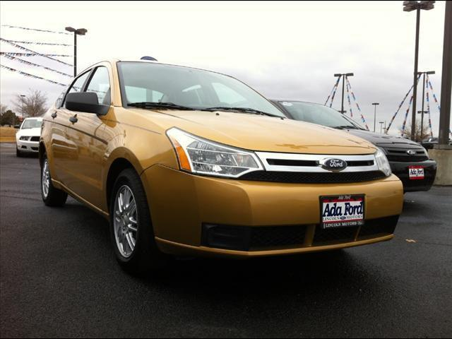 2009 ford focus se for sale in ada oklahoma classified. Black Bedroom Furniture Sets. Home Design Ideas