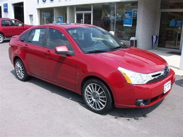 2009 Ford Focus ...2009 Ford Focus Ses