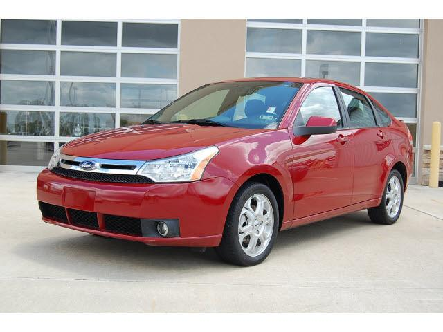 2009 ford focus ses for sale in silsbee texas classified. Black Bedroom Furniture Sets. Home Design Ideas