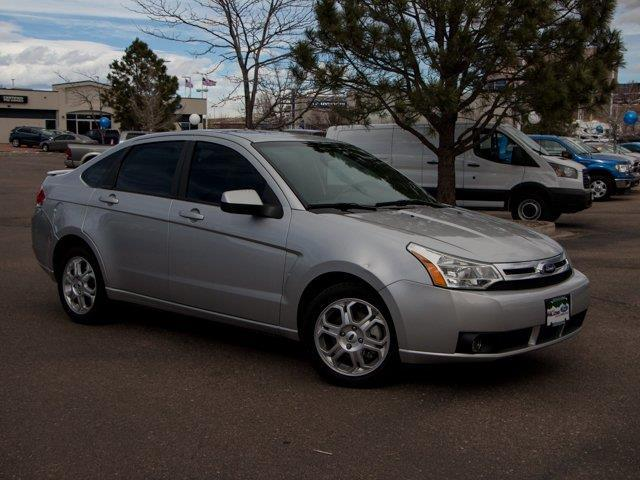 2009 Ford Focus SES SES 4dr Sedan