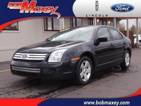 2009 ford fusion 4 door sedan for sale in howell michigan classified. Black Bedroom Furniture Sets. Home Design Ideas
