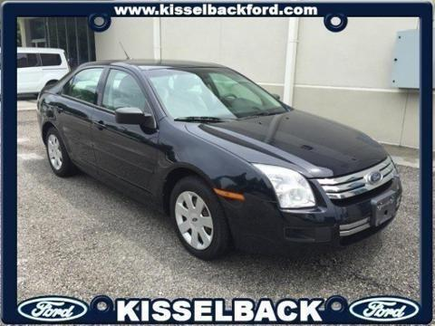 2009 ford fusion 4 door sedan for sale in saint cloud florida classified. Black Bedroom Furniture Sets. Home Design Ideas