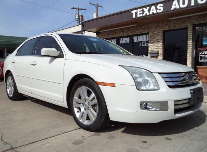 2009 ford fusion for sale in killeen texas classified. Black Bedroom Furniture Sets. Home Design Ideas