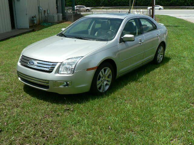 2009 ford fusion for sale in greer south carolina classified. Black Bedroom Furniture Sets. Home Design Ideas