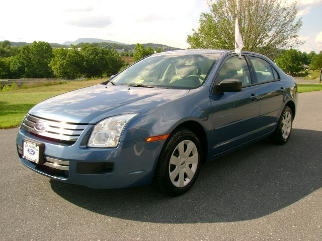2009 ford fusion s for sale in lexington virginia classified. Black Bedroom Furniture Sets. Home Design Ideas