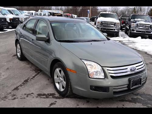 2009 ford fusion sedan se for sale in rhinebeck new york classified. Black Bedroom Furniture Sets. Home Design Ideas
